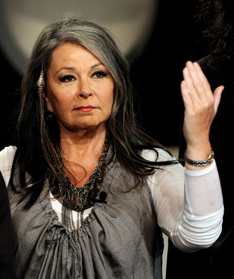 Green Party-kandidaat Roseanne Barr. Beeld Getty Images