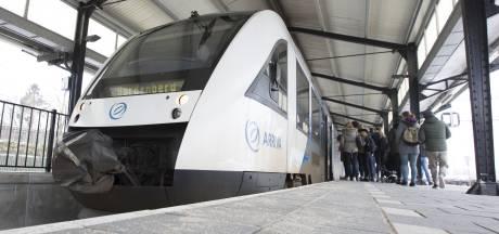Provincie wil werk maken van spoorlijn Twente naar Groningen