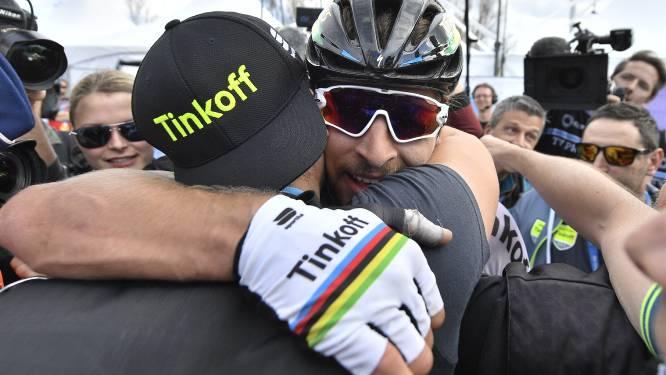 """Sagan toont zich grote meneer: """"Zege voor twee Belgen die gestorven zijn"""""""