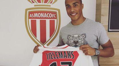 Officieel: Youri Tielemans tekent contract tot 2022 bij Franse kampioen Monaco