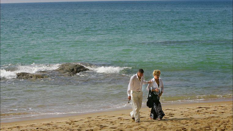 Een strand in Thailand Beeld anp