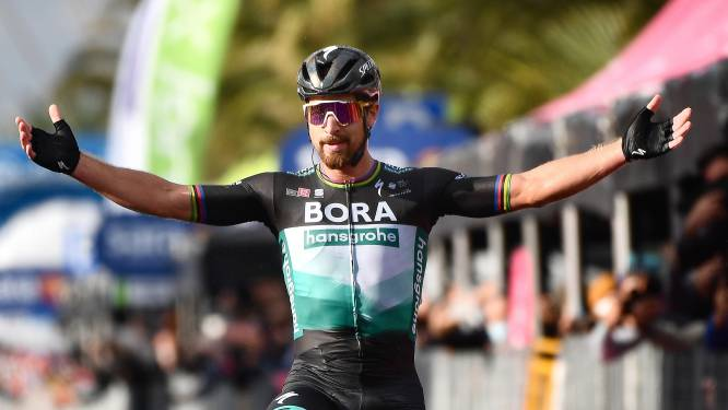 """Milaan-Sanremo grote doel van Sagan in klassiek voorjaar, twijfel over zomer: """"Ben nog altijd even gemotiveerd"""""""