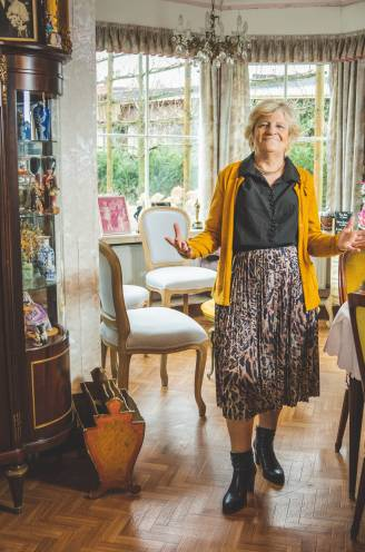 """Marina Wally (64) over haar geldzaken: """"Luxe is aan mij niet besteed"""""""