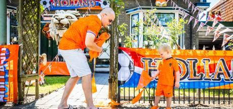 EK voetbal brengt Oranjekoorts naar Dordrecht: 'Frankrijk favoriet? Nou, ik dacht het niet'