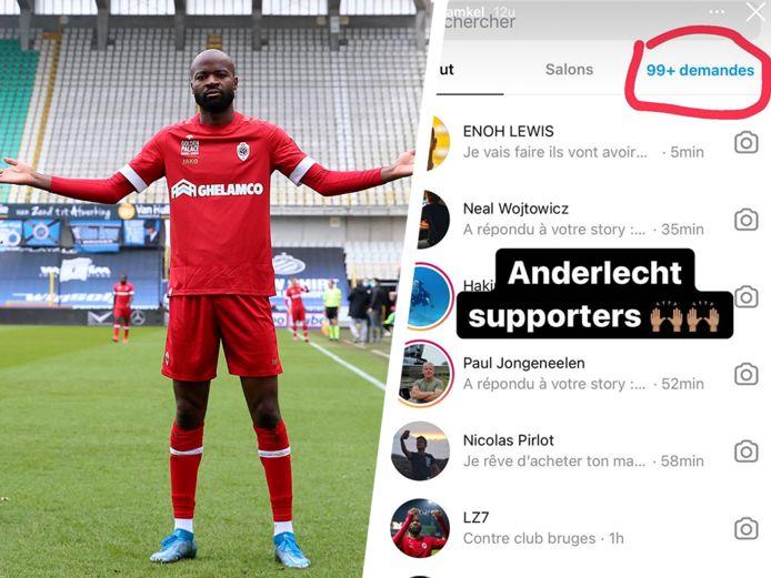 Lamkel Zé laat op Instagram nog eens van zich horen.