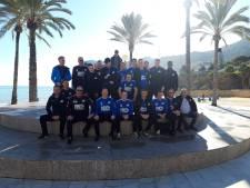 Selectie Altena voor het eerst op trainingskamp in het buitenland