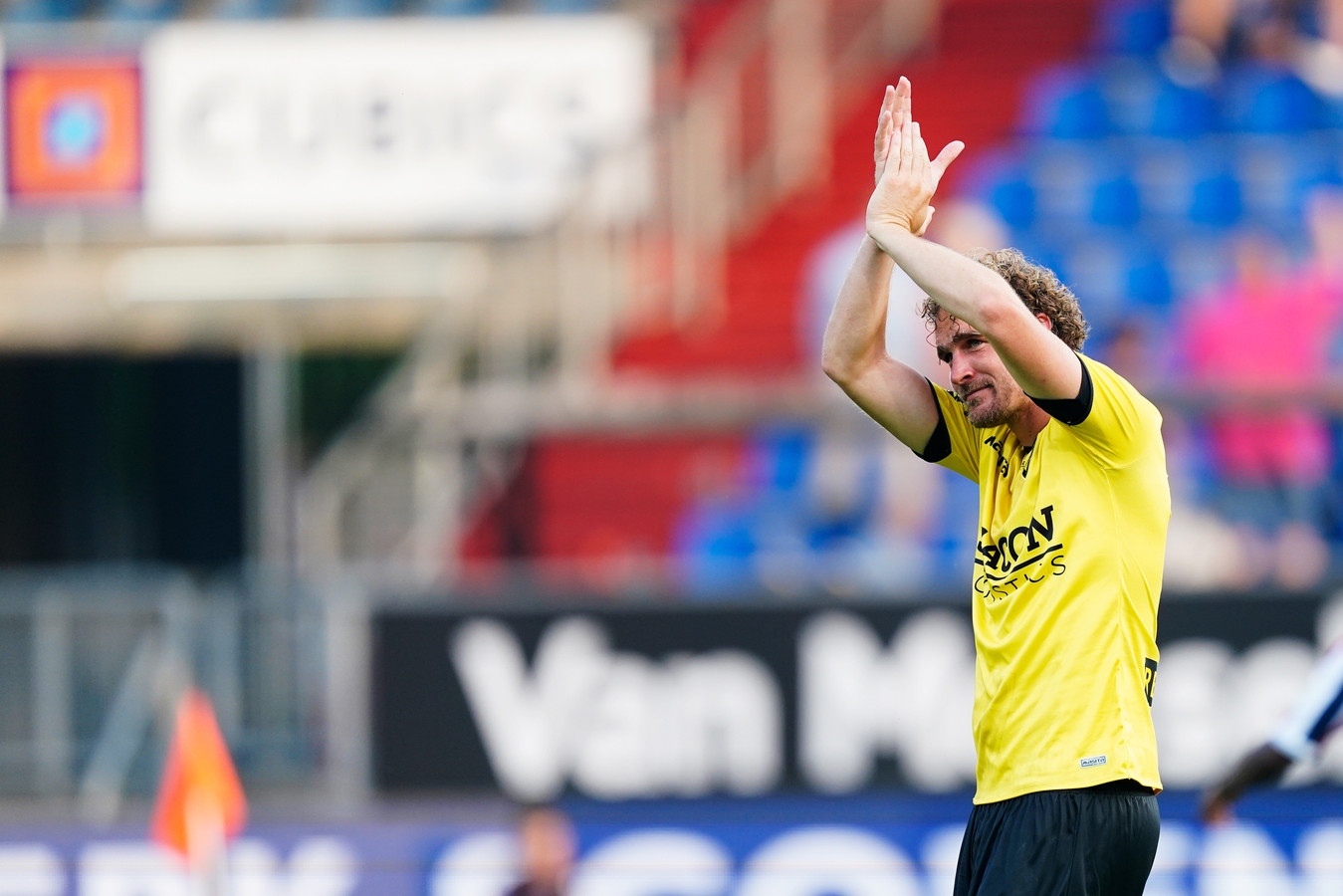 Arjan Swinkels of VVV Venlo during Willem II - VVV-Venlo NETHERLANDS ONLY COPYRIGHT SOCCRATES/BSR