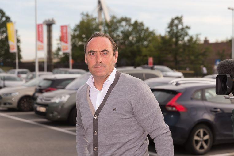 Yves Vanderhaeghe. Beeld BELGA
