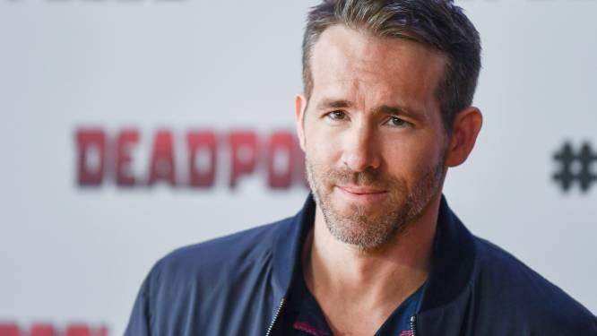 """Ryan Reynolds praat open over mentale issues: """"Mijn dochters moeten weten dat er gevoelens mogen zijn"""""""