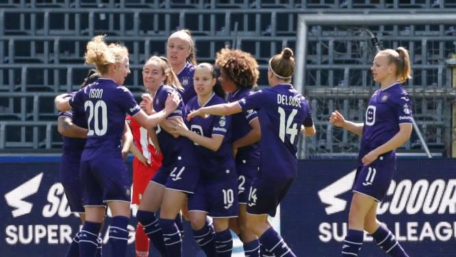 Tessa Wullaert en tien ploeggenotes verlengen contract bij RSCA Women