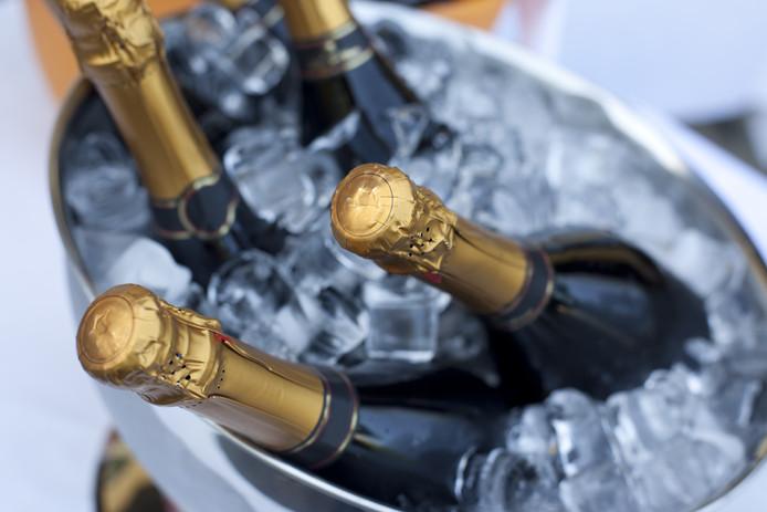 Champagneflessen