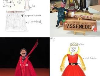 Reuzenpaar kent nieuwe outfits: 89 kinderen dienen ontwerp in