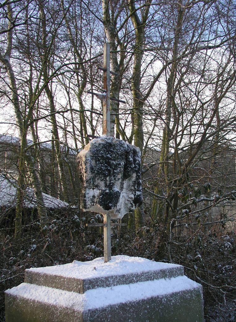 Bird Seed Madonna van Griet  Dobbels, niet meer zo nieuw. Beeld Verbeke Foundation