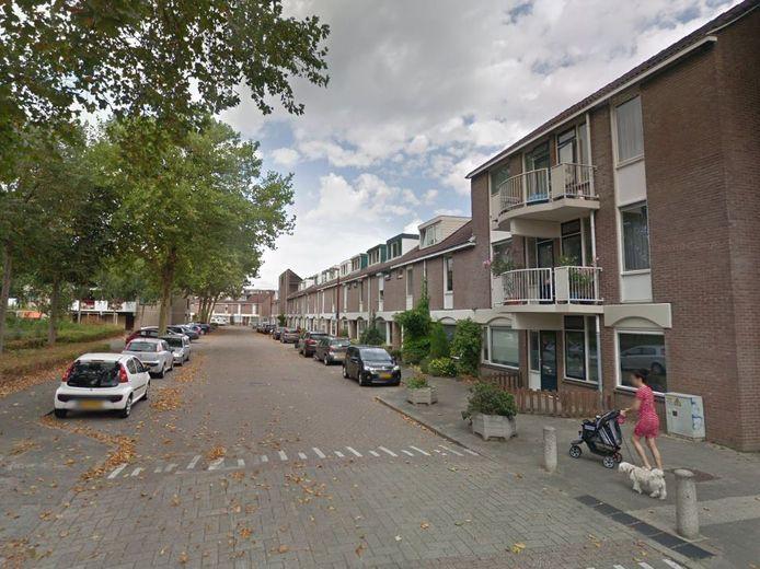 De overval vond plaats in een woning aan de Ruiterstede.