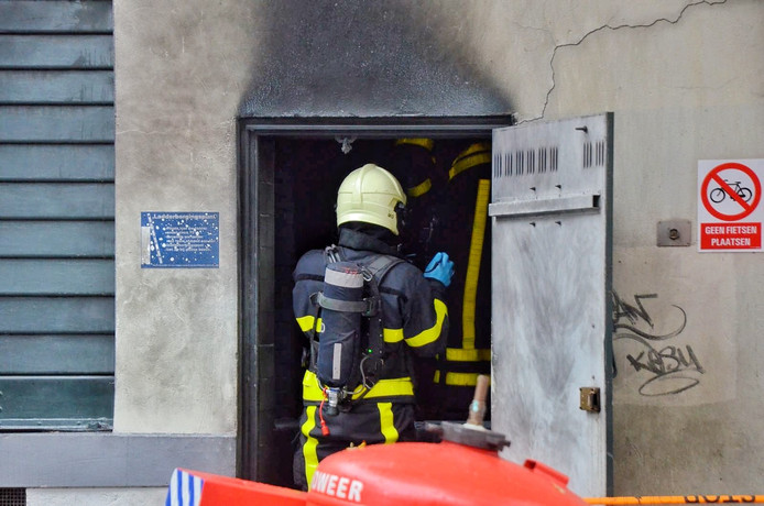 Getroffen Huishoudens In Bergen Op Zoom Hebben Vanaf 2130 Uur Weer