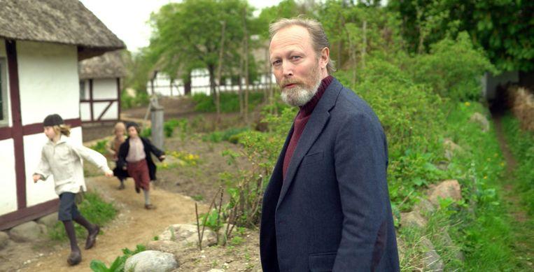 Lars Mikkelsen Beeld DR TV