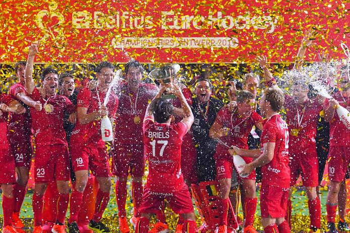 Champions du monde et d'Europe en titre, les Red Lions n'ont plus qu'une seule obsession: le titre olympique