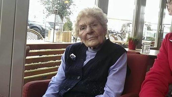 Oma Toni Heeremans.