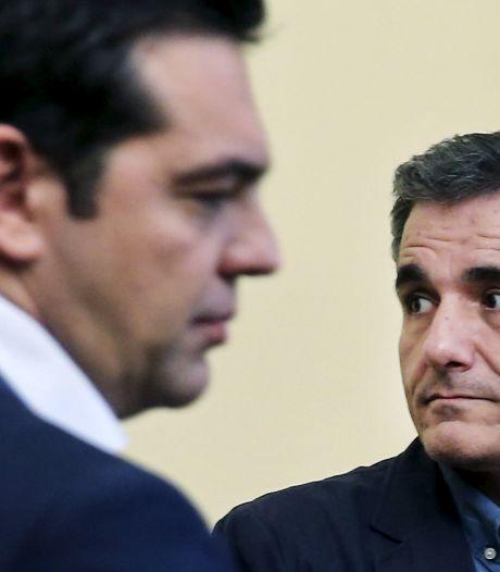 Europa niet onder de indruk van charmeoffensief Tsipras