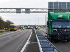 Vrachtwagenchauffeur die betrokken was bij dodelijk ongeluk op A2 op vrije voeten