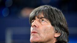"""Duitse bondscoach hoopt dat Portugal vanavond Polen klopt: """"Anders dreigt voor ons een zware EK-loting"""""""