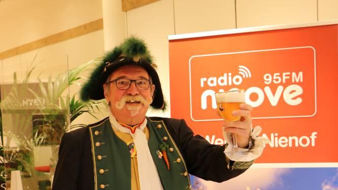 Belleman opent studio Radio Ninove in Ninia officieel