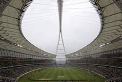 Moses Mabhida of Durban Stadium à Durban.
