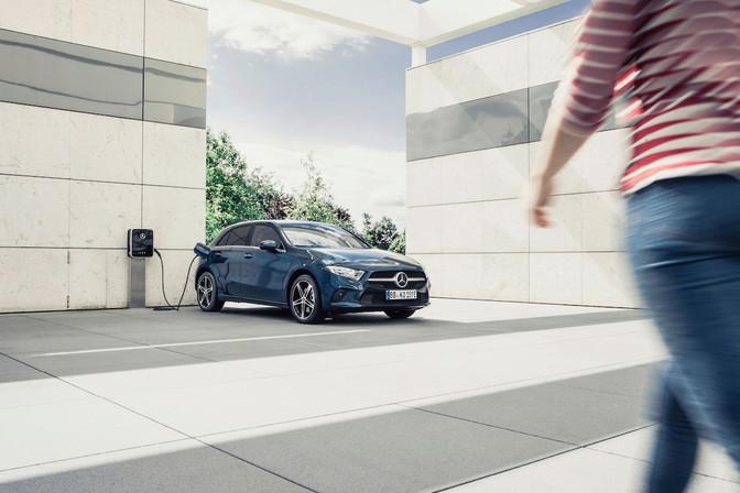 Mercedes-Benz A-Klasse Plug-in-Hybrid.