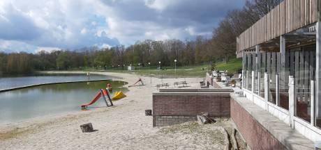 Strandbad Nuenen hoe dan ook pas na 1 mei open, gemeente overweegt extra entree