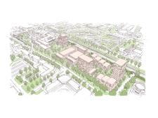Ambitieuze nieuwbouwplannen in Oss op papier klaar, theater De Lievekamp schuift op naar gemeentehuis