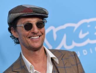 """Matthew McConaughey wees filmrol van 12 miljoen euro af: """"Ik wil niet enkel zonder shirt spelen"""""""