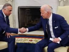 """Biden annonce une """"nouvelle"""" phase dans la relation avec l'Irak"""
