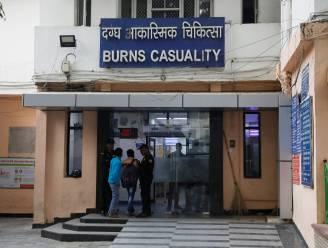 Indiaas verkrachtingsslachtoffer (23) dat in brand werd gestoken overleden