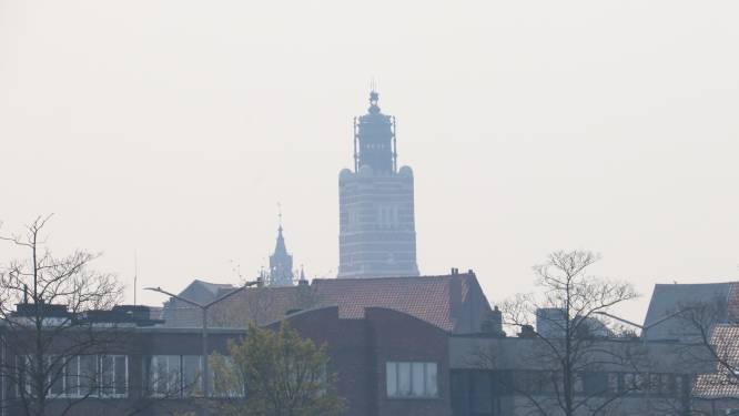 Rook en geurhinder in regio is afkomstig van zware natuurbrand in Antwerpse Brecht