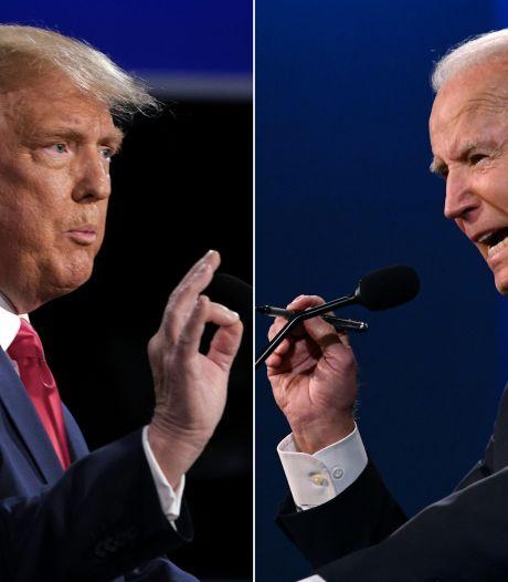 Donald Trump n'assistera pas à la prestation de serment de Joe Biden