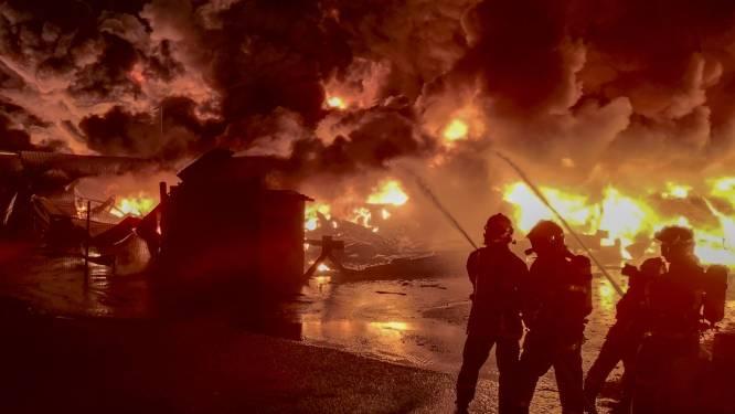 """Fabrieksbrand Rouen veroorzaakte """"tussen 40 en 50 miljoen euro"""" schade voor landbouwers"""