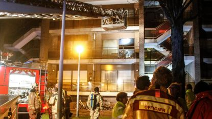 Vrouw (72) sterft in appartementsbrand