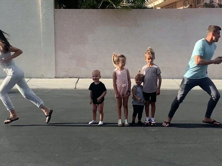 Mama of papa? Ouders doen confronterend experiment met kinderen