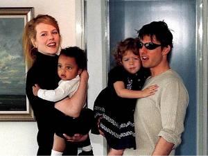 """""""Les enfants de Tom Cruise et Nicole Kidman ont appris à haïr leur mère après le divorce"""""""