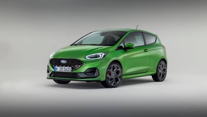 Vernieuwde Ford Fiesta voorkomt spookrijden en is zuiniger