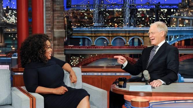 """David Letterman onder vuur wegens ongepast gedrag in oude interviews: """"Walgelijk hoe hij vrouwen behandelt"""""""