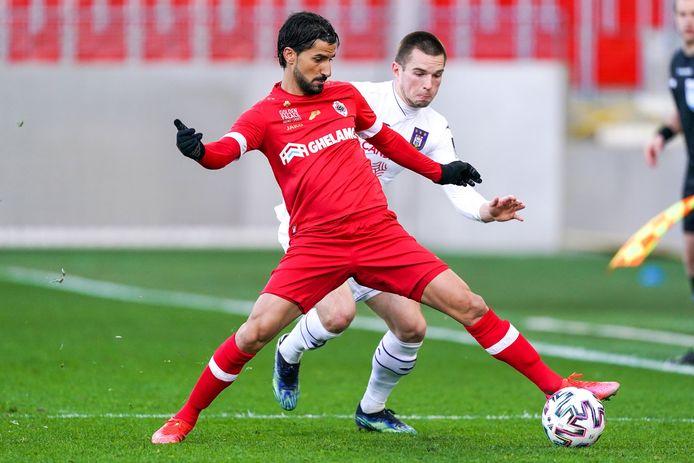 Lior Refaelov en Bogdan Mykhaylichenko: volgend seizoen ploegmaats?