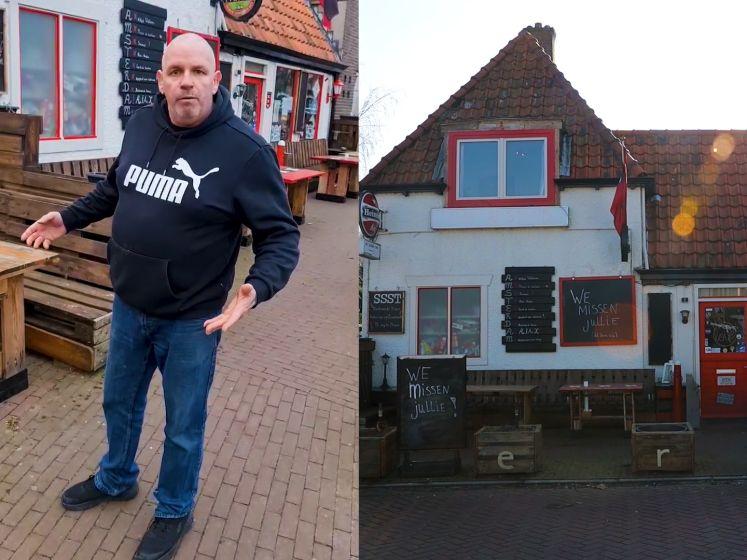 Nederlandse cafébaas opent maand te vroeg én schenkt gratis drank op terras