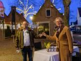 Frits en Marianne vieren huwelijk met demonstratie