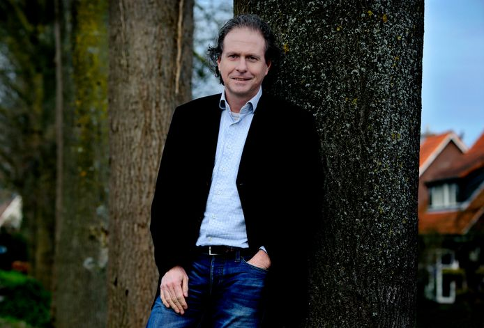 VVD-raadslid John van der Net.