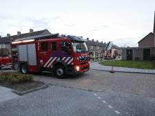 Stroomstoring in Oud Gastel door brand in elektrokast