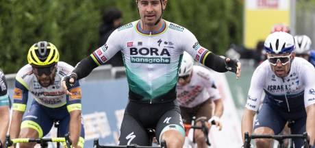 Peter Sagan pakt met sprintzege in Romandië tweede overwinning van 2021