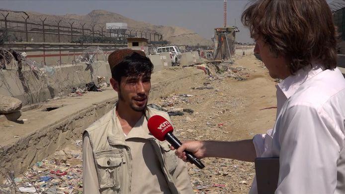 Ook Afghanen die Belgische militairen jarenlang geholpen hebben, hebben recht op hulp.