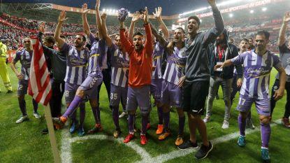 Real Valladolid na vier jaar terug in La Liga