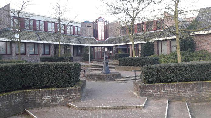 Gemeentehuis van Heusden in Vlijmen.